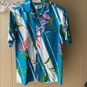 Helena Vintage Hawaiian Men's shirt